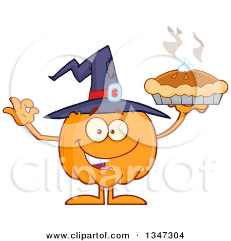 Pumpkin chef character clipart jpg download Royalty-Free (RF) Pumpkin Pie Clipart, Illustrations, Vector ... jpg download