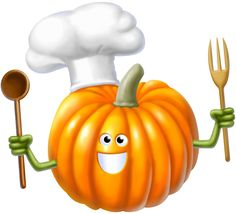 Pumpkin chef character clipart clip free stock Cute corn cartoon character | FRUTAS Y VERDURAS | Pinterest ... clip free stock