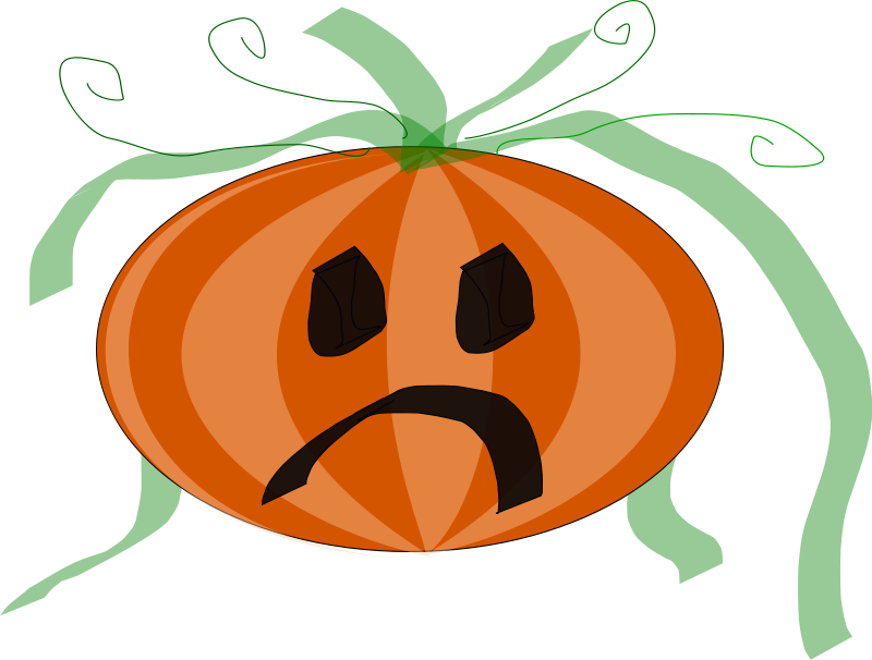 Pumpkin clipart green and orange free picture royalty free library Jack-o-lantern | Free Stock Photo | Illustration of a jack-o-lantern ... picture royalty free library