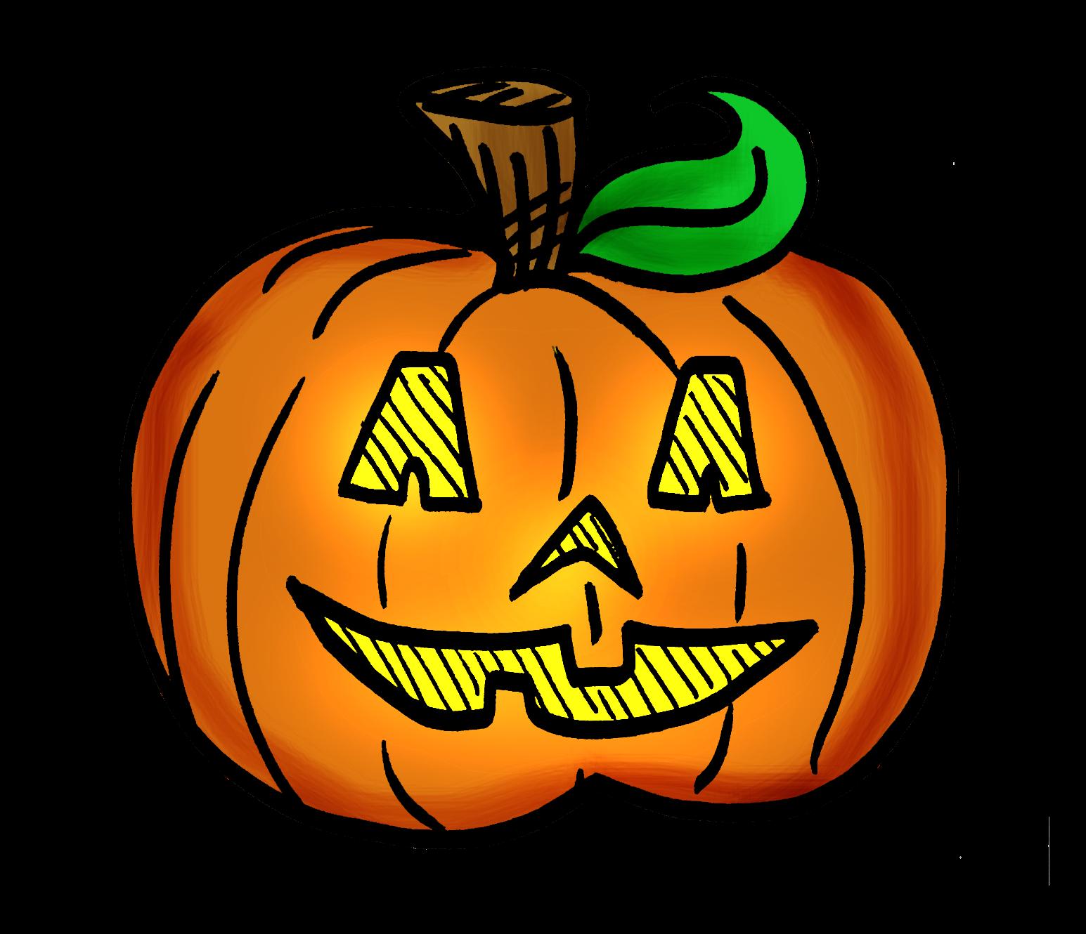 Pumpkin clipart jack o lantern sprite image free download Illumismart image free download