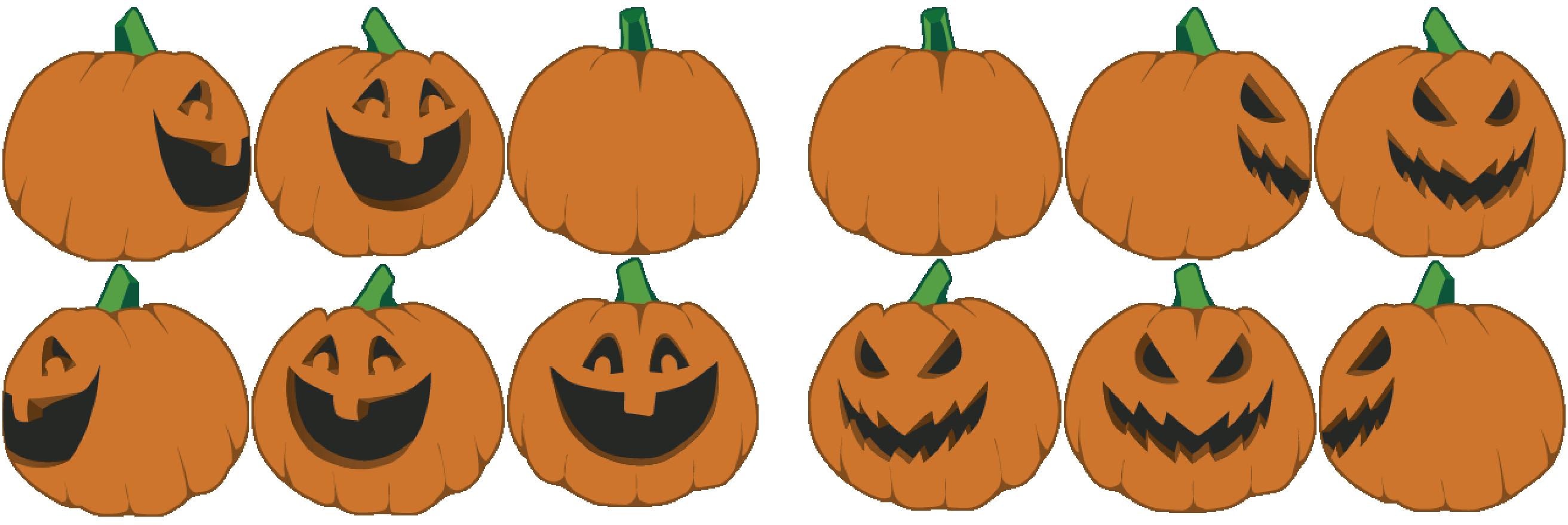 Pumpkin clipart jack o lantern sprite jpg royalty free library TUTORIAL jpg royalty free library