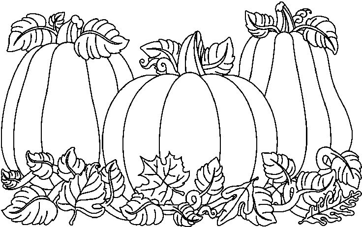 Pumpkin clipart row image free Pumpkin Clip Art Black and White – Clipart Free Download image free