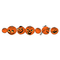Pumpkin clipart row image download Pumpkin row clipart - ClipartFest image download