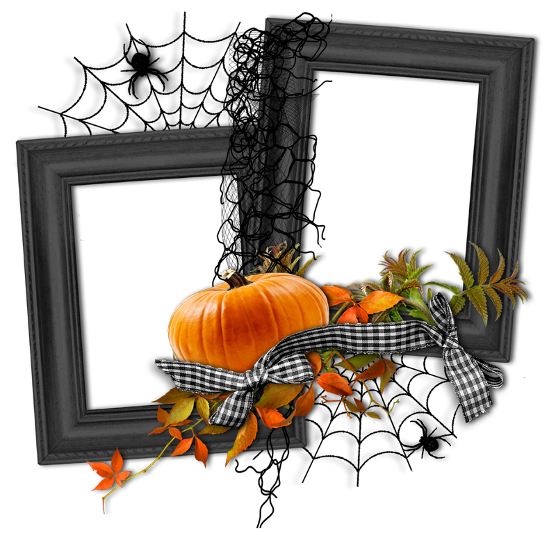 Pumpkin cluster clipart clip black and white library cluster-05-5-blog-10-29.png | Рамки | Pinterest | Clip art and ... clip black and white library