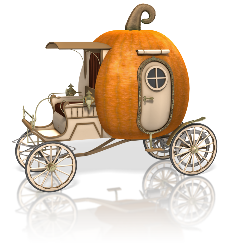Pumpkin coach clipart clip freeuse library 5 Ways External Feedback Grows Your Business clip freeuse library