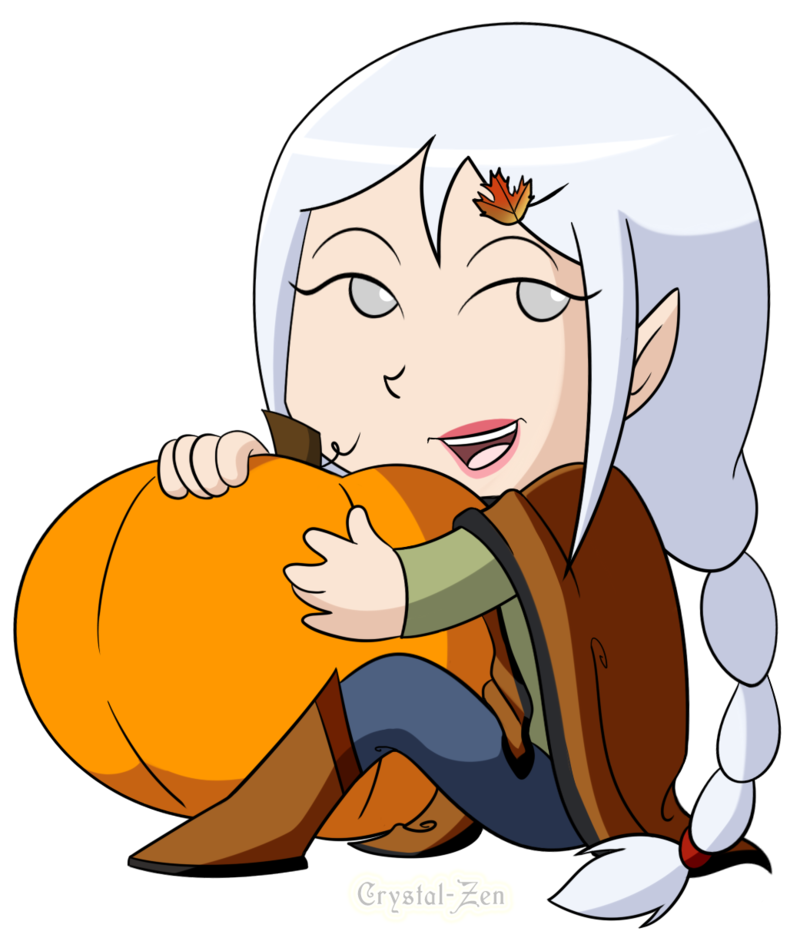 Pumpkin fall clipart person png library stock YCH - Fall Pumpkin - Crystal by Crystal-Zen on DeviantArt png library stock