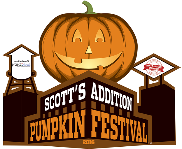 Pumpkin font clipart image stock Scotts Addition Pumpkin Festival image stock