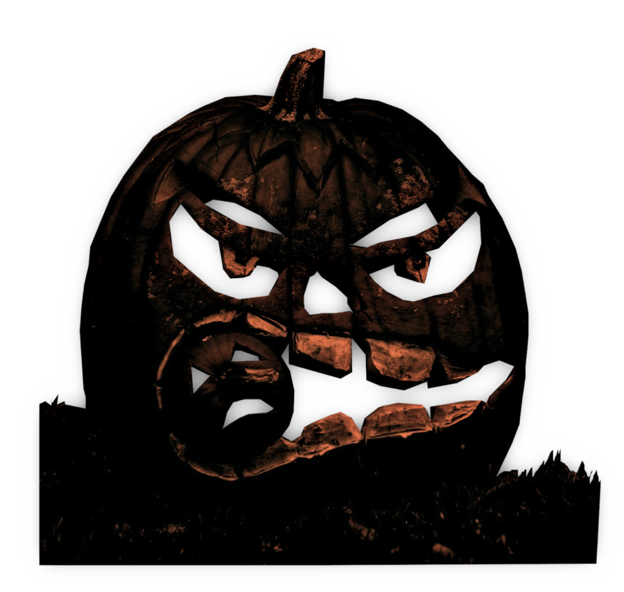 Pumpkin hockey player clipart jpg freeuse Halloween Clip Art 2018- Dr. Odd jpg freeuse