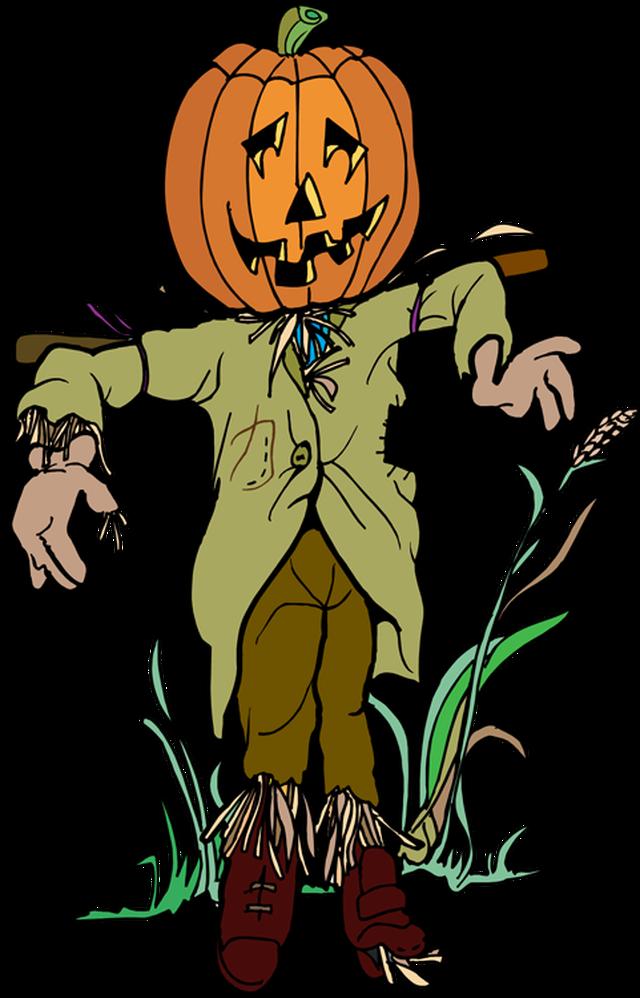 Pumpkin in wagon clipart graphic Scarecrow Clipart – Gclipart.com graphic