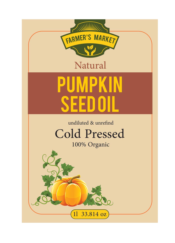 Pumpkin label clipart clip transparent 6 Elegant Label Designs   Agribusiness Label Design Project for a ... clip transparent