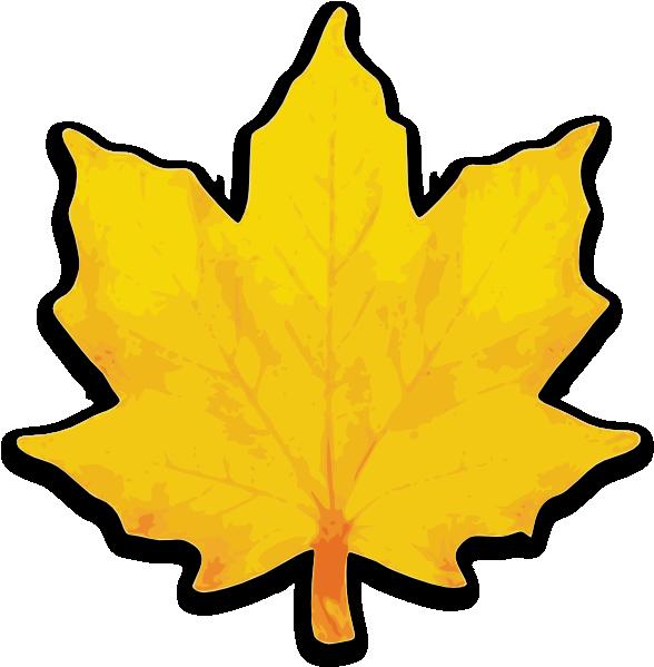 Pumpkin leaf outline clipart png freeuse stock leaf clip art | orange maple leaf clip art | Preschool | Pinterest ... png freeuse stock