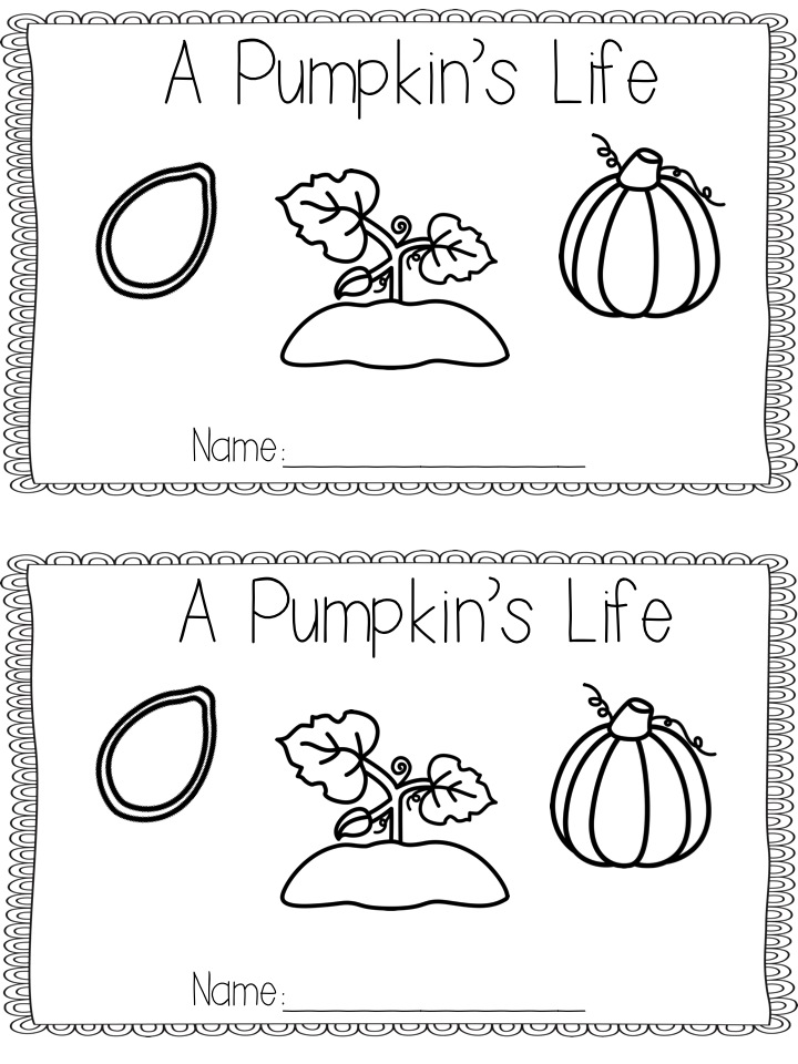 Pumpkin life cycle clipart image transparent library Life cycle of a pumpkin clipart black and white - ClipartFest image transparent library