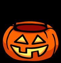 Top down view of a pumpkin clipart jpg free library CPRewritten: How to get Pumpkin Lantern, and start Halloween Hunt ... jpg free library