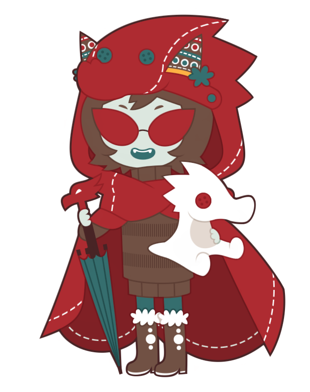 Pumpkin pail clipart clipart library download Terezi Pyrope by *nekozneko on deviantART This is so cute ... clipart library download