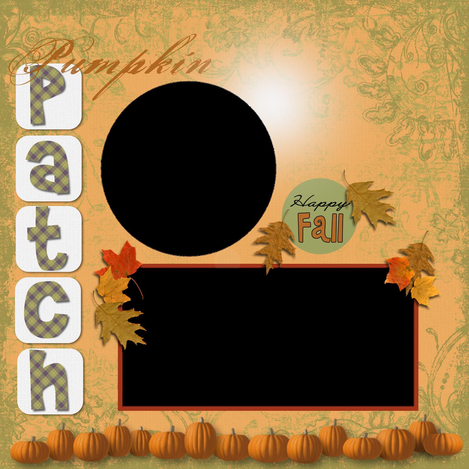 Pumpkin patch clipart vintage clip art transparent Adele Lark Vintage Design: New! Free Pumpkin Patch Quick Page clip art transparent