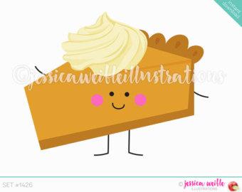 Pumpkin pi math clipart clipart stock Pie illustration | Etsy clipart stock