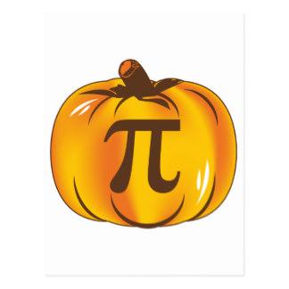 Pumpkin pi math clipart graphic download Pumpkin Pi Postcards | Zazzle graphic download
