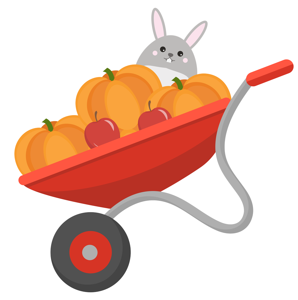 Pumpkin picking clipart svg black and white Halloween Pumpkin Patch 2018 - Streamvale Open Farm svg black and white