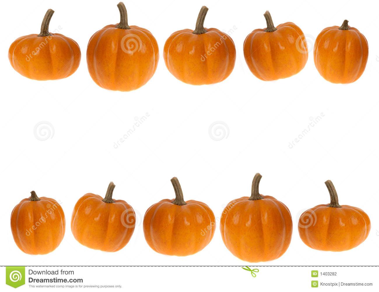 Pumpkin row clipart banner transparent download Background Or Border Image Of Pumpkins; Thanksgiving Or Hallowee ... banner transparent download