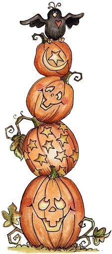 Pumpkin row clipart banner 10+ images about Halloween Clipart on Pinterest | Pumpkins, Happy ... banner