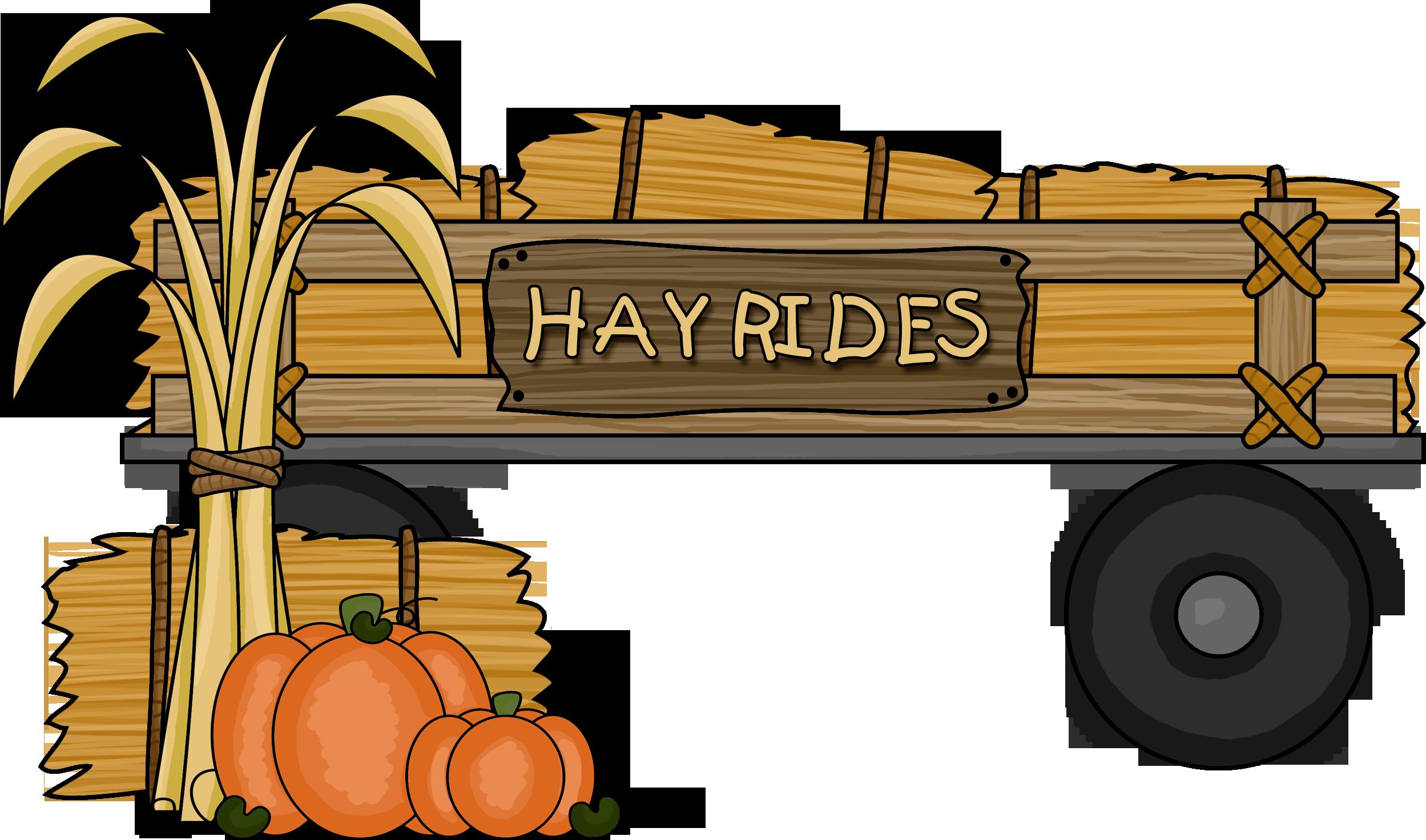 Pumpkin truck clipart svg library download Hayride clipart - Clipground svg library download