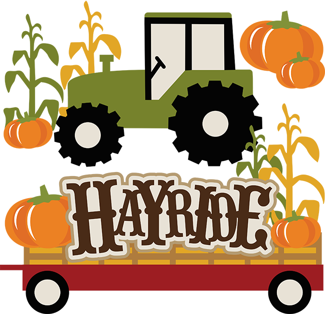 Pumpkin wagon clipart picture black and white download 28+ Collection of Hay Wagon Clipart | High quality, free cliparts ... picture black and white download