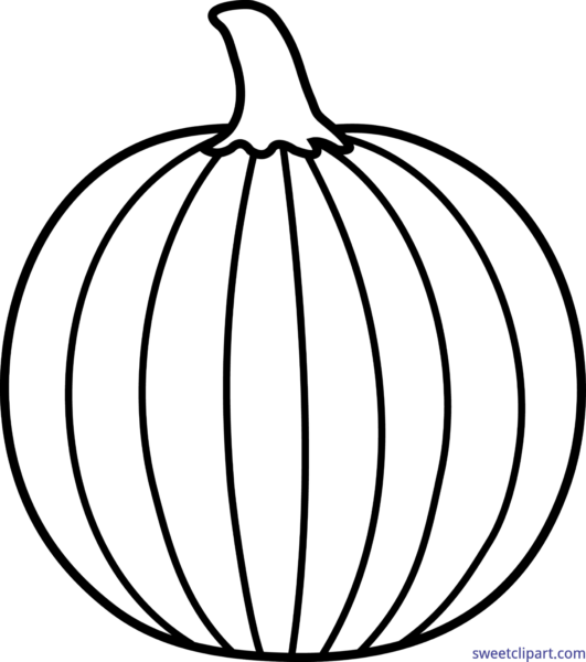 Stripy pumpkin clipart picture free library Sweet Clip Art - Page 51 of 63 - Cute Free Clip Art ♡ picture free library
