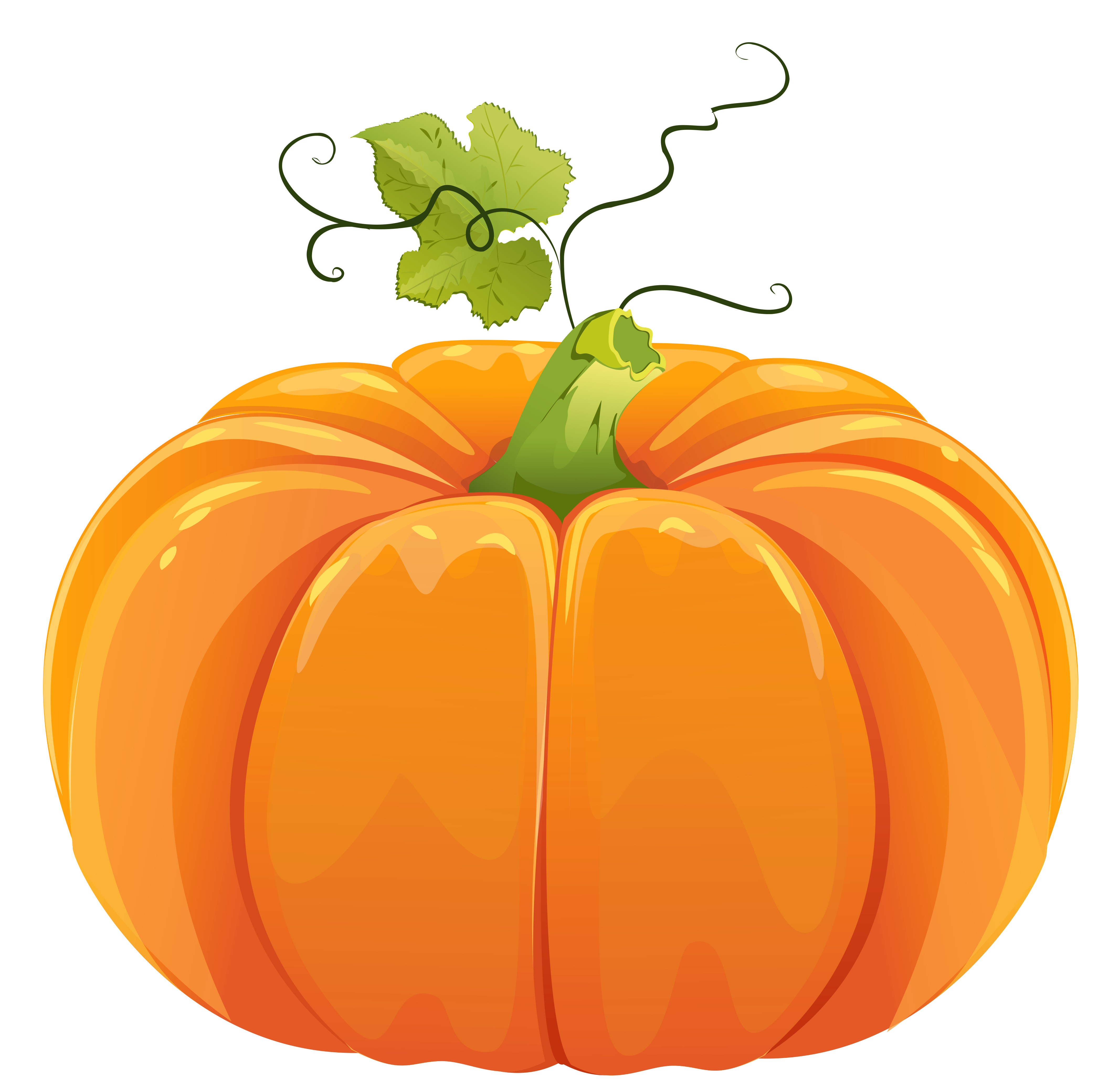 Pumpkins clipart of different sizes banner library Clip art of pumpkins - ClipartFest banner library