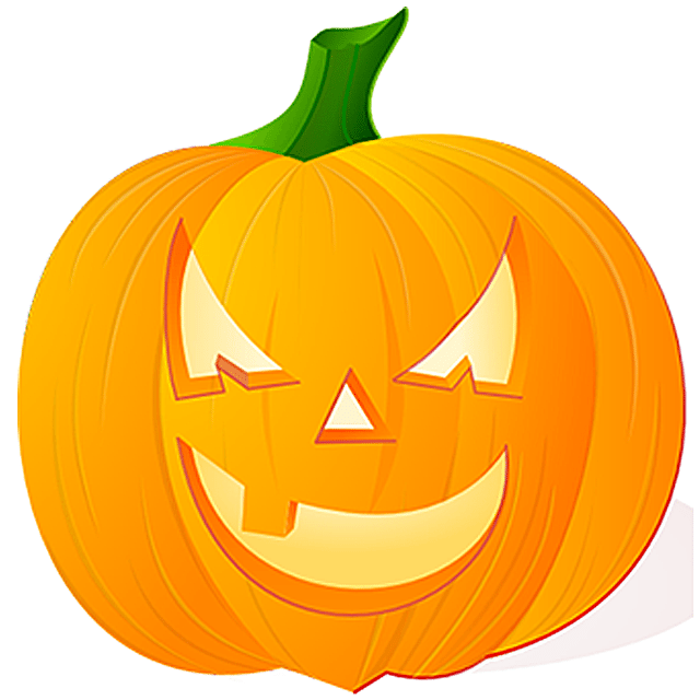 Pumpkins clipart of different sizes vector Free Pumpkin Clip Art and Pictures vector