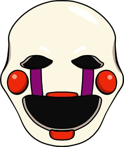Puppet fnaf clipart clipart free stock fnaf 2 The Puppet head | FNAF | Five nights at freddy\'s ... clipart free stock