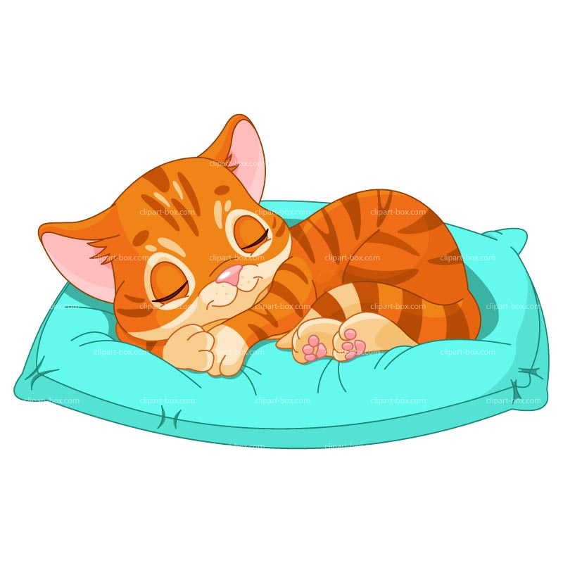 Puppy and 3 kitten on bed clipart clip royalty free Free Kitten Clipart, Download Free Clip Art, Free Clip Art ... clip royalty free