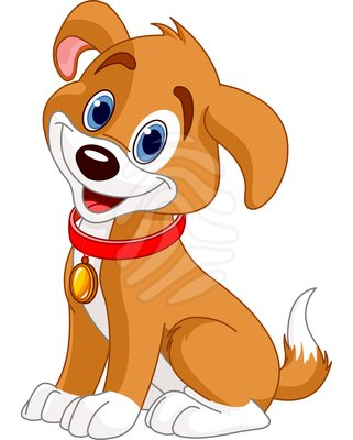Puppy clipart 1 color free Puppy clipart 1 color - ClipartFest free