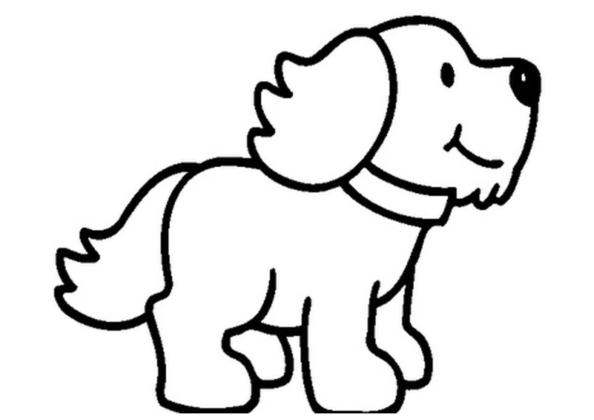 Puppy clipart 1 color picture library download Puppy clipart 1 color - ClipartFest picture library download