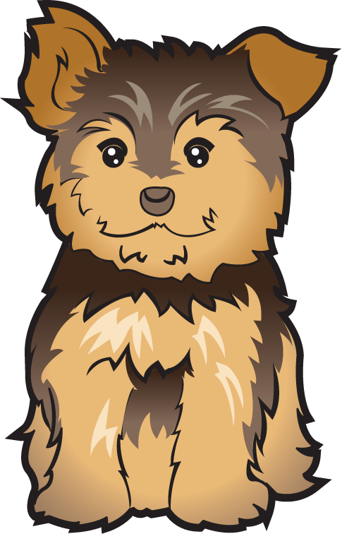 Puppy clipart 1 color banner transparent library Puppy clipart 1 color - ClipartFest banner transparent library