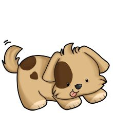 Puppy clipart 1 color clip transparent Pictures Of Cute Cartoon Puppies - ClipArt Best | Silhouette Cameo ... clip transparent