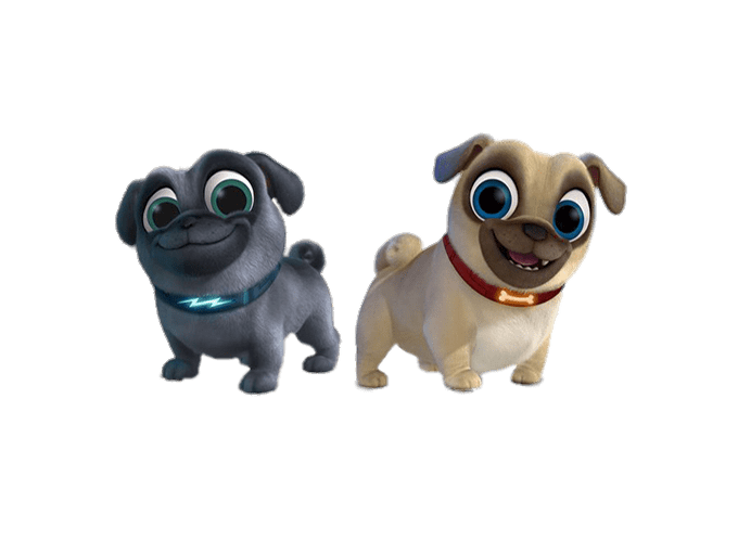 Puppy dog pals clipart royalty free Puppy Dog Pals transparent PNG - StickPNG royalty free