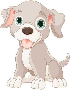 Puppy dog pictures clipart jpg download Clip Art Grey Puppy Dog - Pictures of Dogs jpg download
