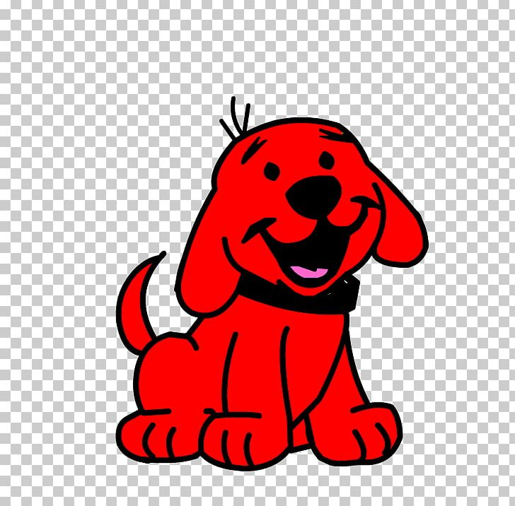Puppy love clifford clipart black and white jpg royalty free library Clifford The Big Red Dog Puppy PNG, Clipart, Animated ... jpg royalty free library