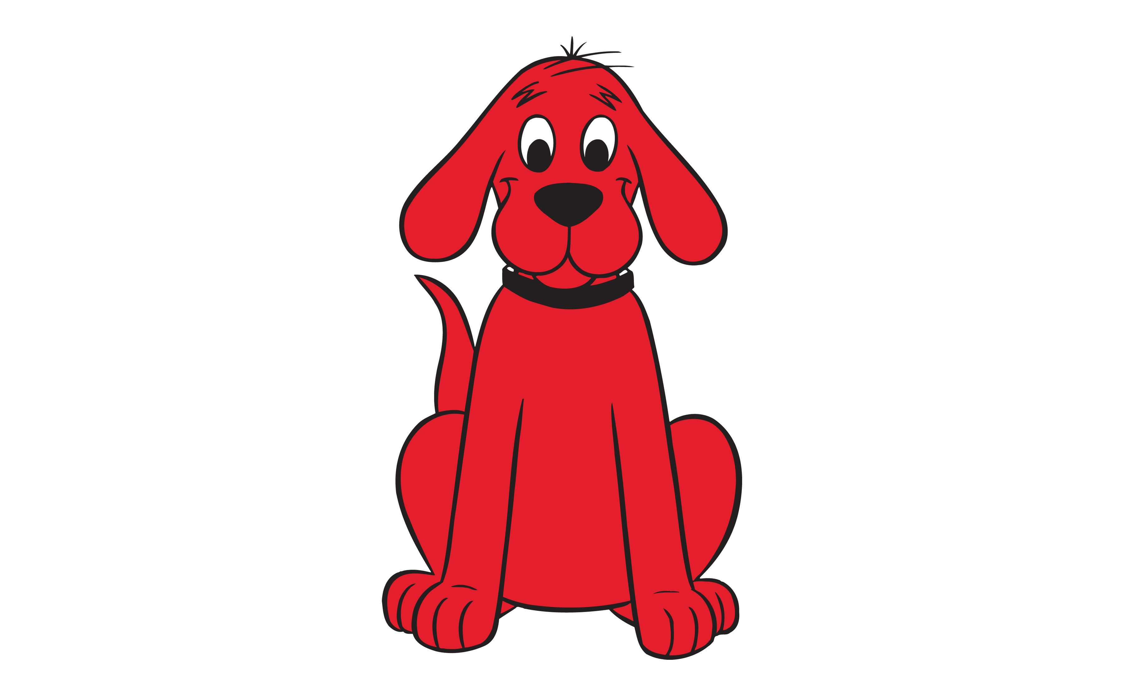 Puppy love clifford clipart black and white svg freeuse library Image of Clifford Clipart Clifford Big Red Dog Clipart Free ... svg freeuse library