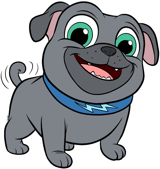 Puppy pals clipart picture transparent library Puppy Dog Pals Clip Art | Disney Clip Art Galore picture transparent library