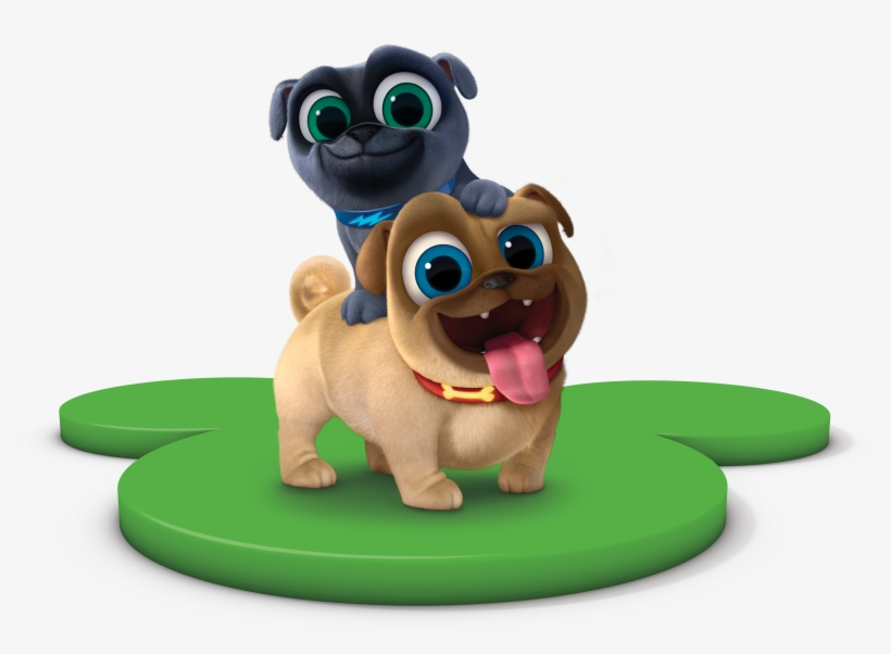 Puppy pals clipart clip library library Puppy Dog Pals - Puppy Dog Pals Clipart Transparent PNG ... clip library library