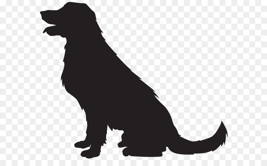 Puppy silhouette clipart graphic freeuse Free Puppy Silhouette Clip Art, Download Free Clip Art, Free ... graphic freeuse