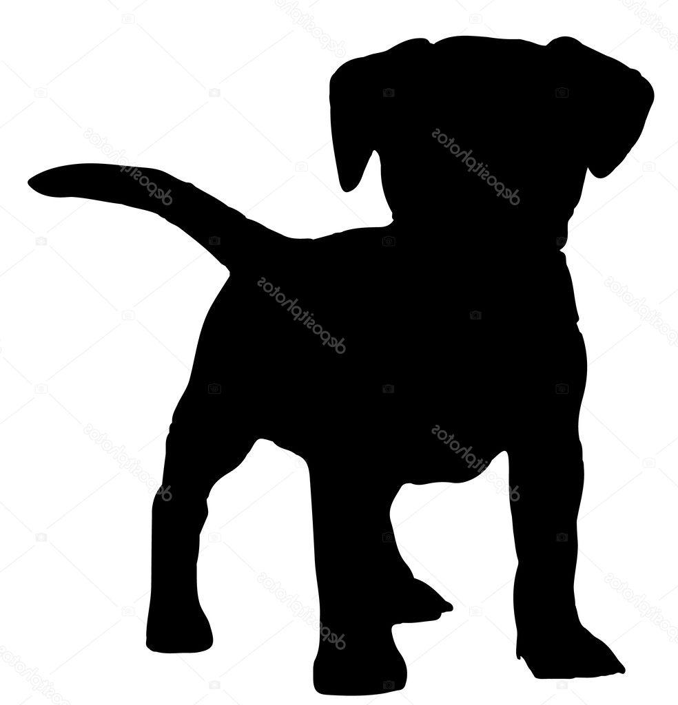 Puppy silhouette clipart clip royalty free library Best HD Puppy Silhouette Vector Library » Free Vector Art ... clip royalty free library