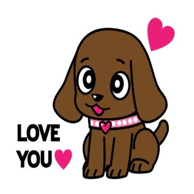 Valentine clipart puppy graphic stock Valentine puppy clipart 6 » Clipart Station graphic stock
