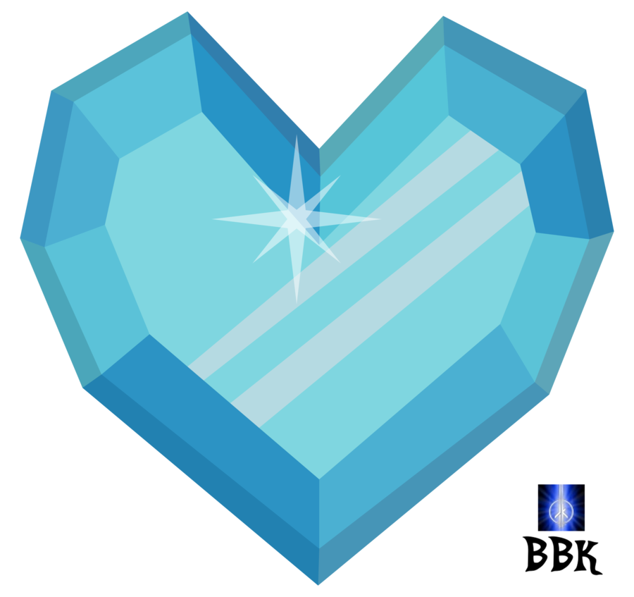 Pure heart clipart png free Crystal Heart Drawing at GetDrawings.com | Free for personal use ... png free