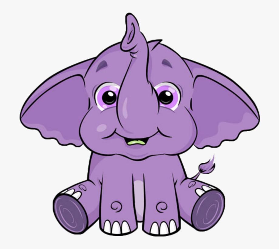 Purple baby elephant clipart svg transparent download kawaii #purple #elephant #baby - Boy Elephant Clipart Png ... svg transparent download