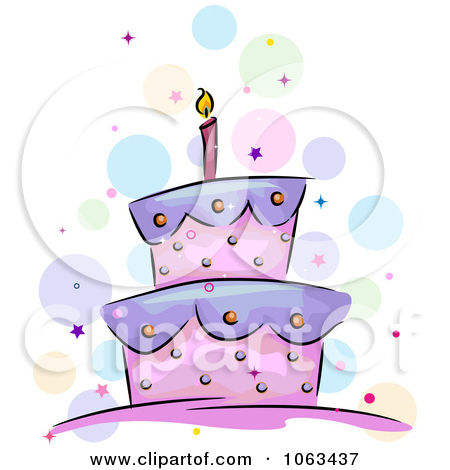 Purple birthday cake clipart black and white stock Purple birthday cake clipart - ClipartFest black and white stock