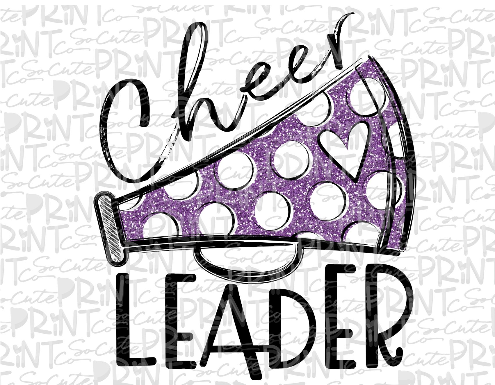 Purple cheerleader clipart graphic royalty free library cheer leader purple glitter *Printable PNG | Watercolor ... graphic royalty free library