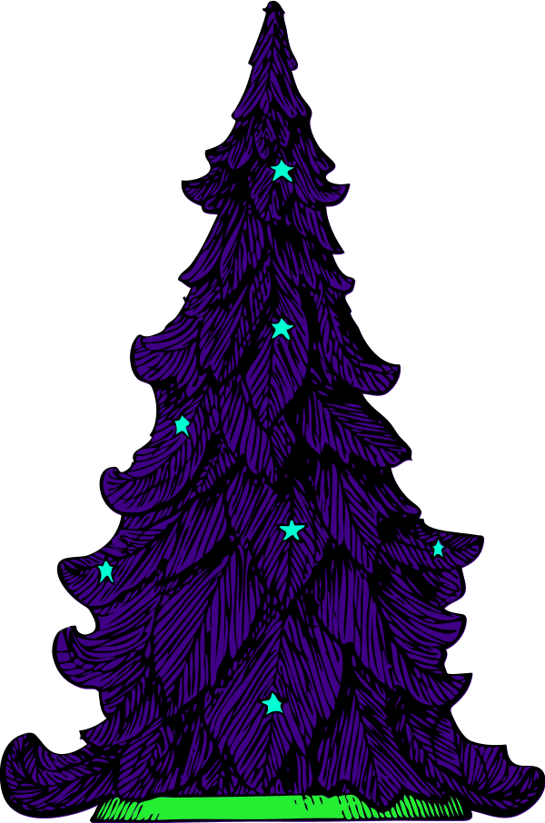 Purple tree clipart vector black and white stock Tree Silhouette Pine at GetDrawings.com | Free for personal use Tree ... vector black and white stock