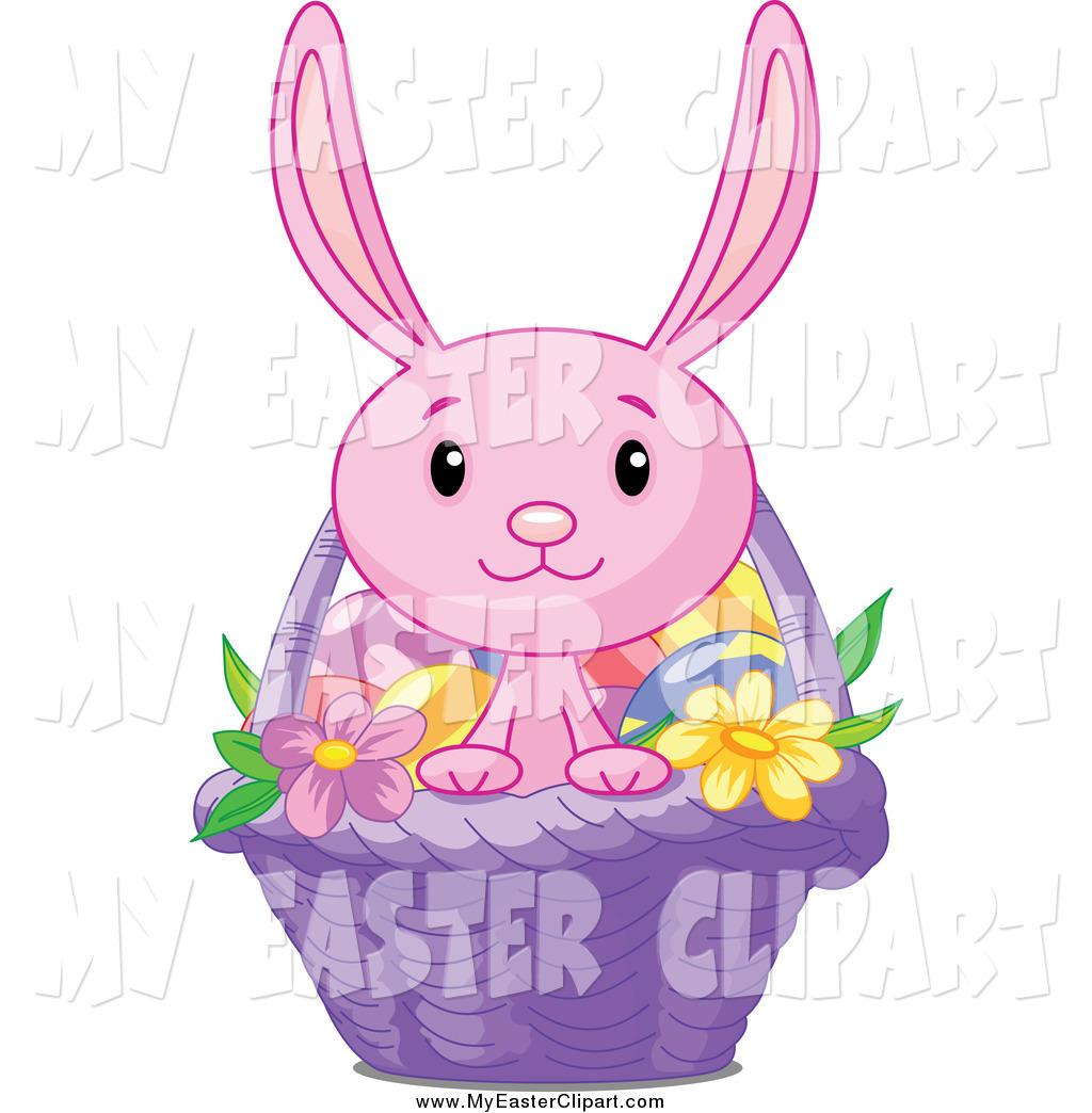 Purple easter basket clipart jpg transparent Easter Baskets jpg transparent